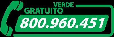 800.960.451 Numero Verde Gratuito AZ Rent